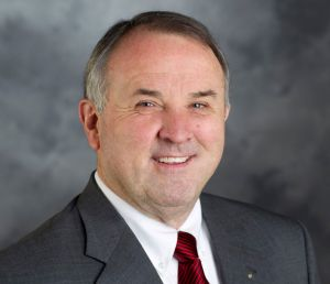 Ron D. Burton, 2013-14 RI President.