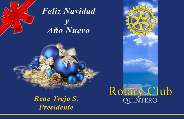 Tarjeta Saludo Quintero