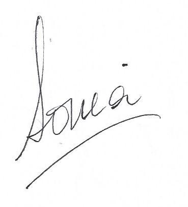 Firma SGG - Sonia en Negro