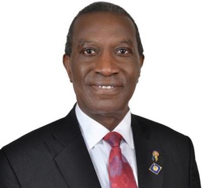 El empresario ugandés y socios del Club Rotario de Kampala, Samuel Frobisher Owori fue ratificado presidente propuesto el 1 de octubre.