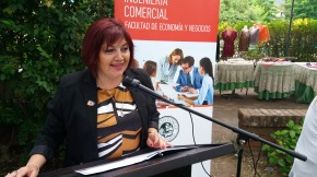 Presentadora Patricia Villegas
