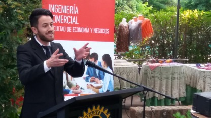 Coordinador Proyecto Jorge Aguilera