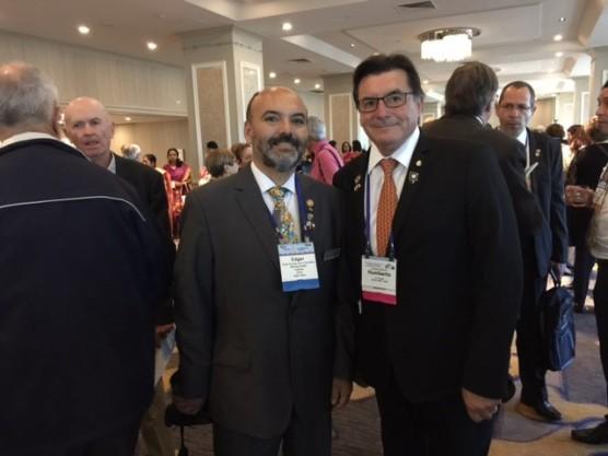 GD electo Edgar Ibarra y EGD Humberto Beckers