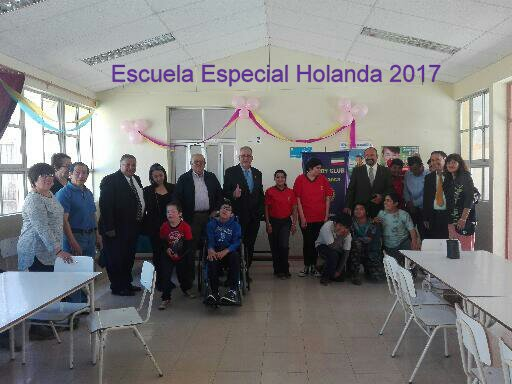 Escuela Holanda 2017