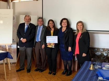 Diploma Jacquelina Bustamante
