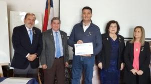 Diploma Rodrigo Jarufe