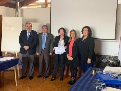 Diploma Rosa Maria Gutierrez