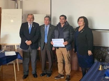 Diploma Ruben Sepulveda