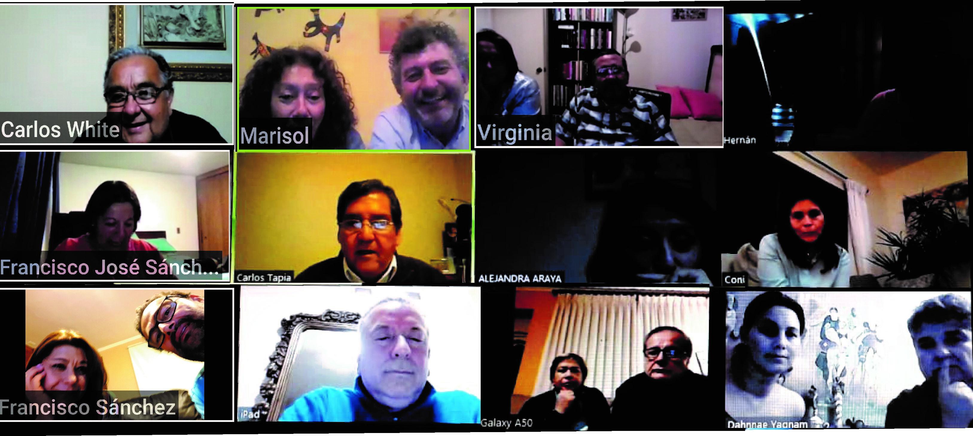 reunion virtual